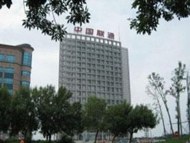 中国联通开窗器案例