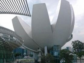 新加坡科学博物馆电动开窗工程
