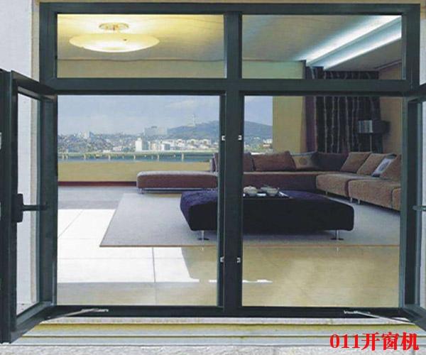 手动式高窗开窗装置